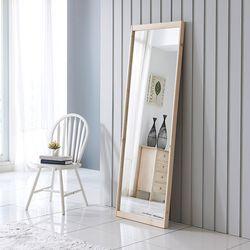 시슬론 원목 거울 1800