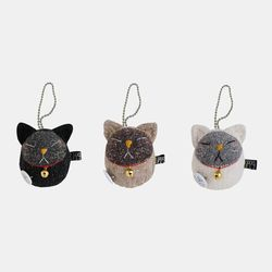 [DIY]고양이 양말인형 만들기(딸랑이캣 3가지)