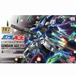 HGAGE 027 Gundam AGE-FX