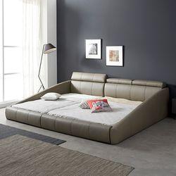모던라운지 메이트 SS+Q 패밀리 침대 (매트별도)