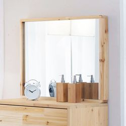 다엘라 원목 콘솔 거울