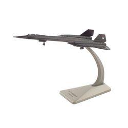 SR-71A 블랙버드 전략정찰기 전투기모형(AFO704410BK)