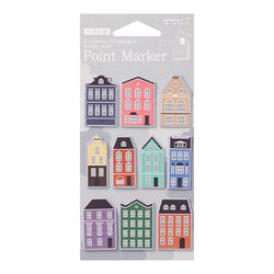 Point Marker (S) - 하우스