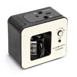 가정용 원두 커피머신기 칼로릭 콤비커피메이커 0.6L