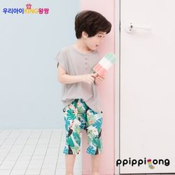 [18ss]유아동실내복 투칸남민소매배기