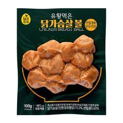 무항생제 닭가슴살 볼 렌틸콩&탄두리맛 100g (1팩)