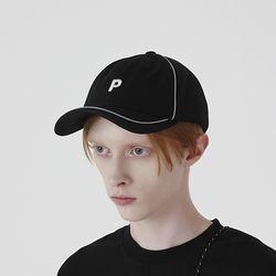 P 3M LINE CAP (BLACK)