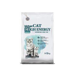 이즈칸 캣 하이에너지 10kg (마더앤키튼)고양이사료