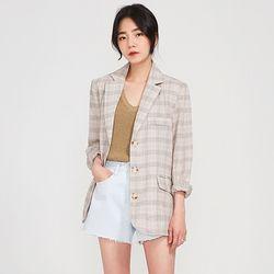 muse check jacket
