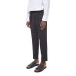Mona mtr banding slacks (Black)
