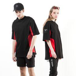 [6월15일 출고예정] 스퀘어 포인트 티셔츠 NST-E017