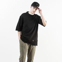 [6월15일 출고예정] 레이어드 미니 티셔츠 NST-E024