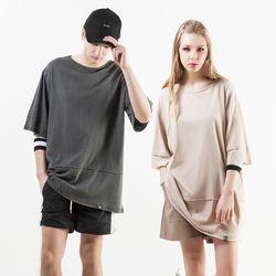 [6월15일 출고예정] 캔버스 오버 티셔츠 NST-E033