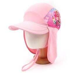 소피루비 핑크하트 플랩캡