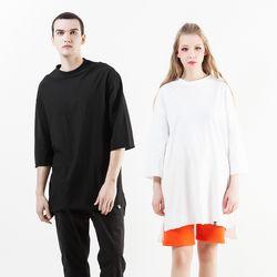 누에보 레이어드 7부 티셔츠 NST-E025