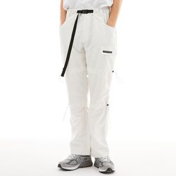 BD STRING PANTS WHITE