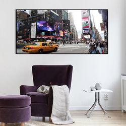 A2와이드 FA359 뉴욕 타임스퀘어 알루미늄 슬림 액자