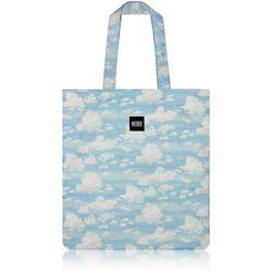 Clouds in the Blue Sky Flat Tote Bag