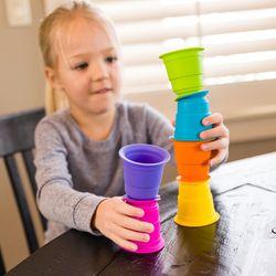 실리콘 플레이 컵