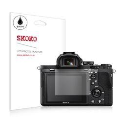 스코코 소니 A7M2 올레포빅 카메라 액정보호필름 2매