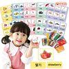 한글+영어 양면자석 낱말카드 (120p양면+36p)