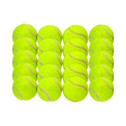 테니스공 모음 교습용 연습용 의자발용
