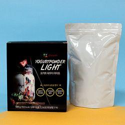 설탕을 뺀 요거트 파우더 라이트 550g(무설탕나한과)