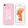 핑크팬더 로고 슬림하드 케이스.아이폰5S(SE)