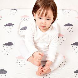 [무료배송] 베베구름 3D 에어매쉬 아기 쿨매트