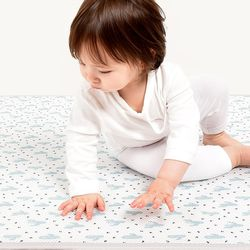 [무료배송] 리틀선인장 3D 에어매쉬 아기 쿨매트