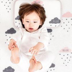 [무료배송] 베베구름 3D 에어매쉬 아기 쿨매트 세트