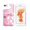 핑크팬더 플라워 슬림하드 케이스.아이폰5S(SE)