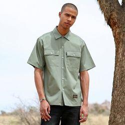 18ss 플루크 스탠다드 work 셔츠 FLS018C001 kk