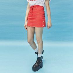 open button skirt (2 color)