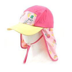 핑크 파인애플 플랩캡