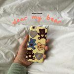 [~6/30까지] [뮤즈무드] dear my bear 아이폰케이스