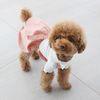 뿜뿜 강아지 바지 Pink