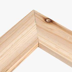 삼나무-문짝  액자 패널 1200mm(18T)