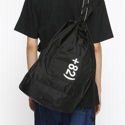 [DUCKDIVE] +82 C.H&M.G BAG BLACK