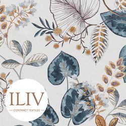 ILIV Fandango Fabric Henna 영국수입원단