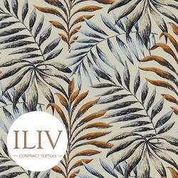 ILIV Manila Fabric Henna 영국수입원단