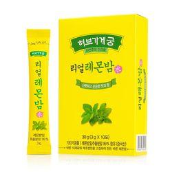 [허브가게궁]리얼레몬밤 水 4박스+쉐이커