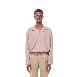 Jeste open cara shirt (Pink)