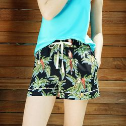PARROT PAJAMAS SHORT PANTS NY