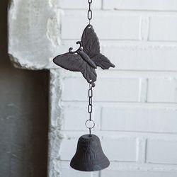 JD6-5 나비 주물 풍경종
