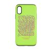 PHONE CASE PRIZM NEON GREEN iPHONE 8  8+  X