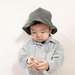 [유호랑]자체제작 피그먼트 와이드벙거지