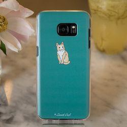 [ZenithCraft]아이폰5 고양이 코리아숏 젤리 케이스