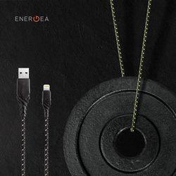 에너지아 듀라글리츠 애플인증8핀 3M고속충전 케이블