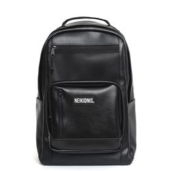 [레더] PRIME BACKPACK - LEATHER BLACK